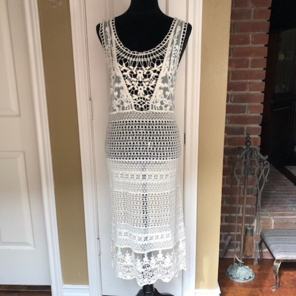 4df86bf20c You are not alone Swim | Lace Suit Cover Up | Poshmark
